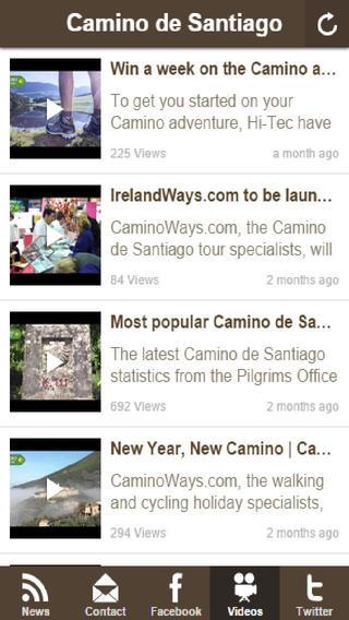 Camino de Santiago CaminoWays