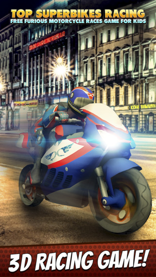 Top Superbikes Racing - Free Furious Motorcycle Races Game for Kids
