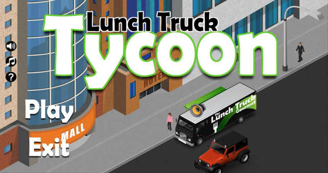 Go From Snack Shack to Lunch Legend in Lunch Truck Tycoon (via @theiphonereview)