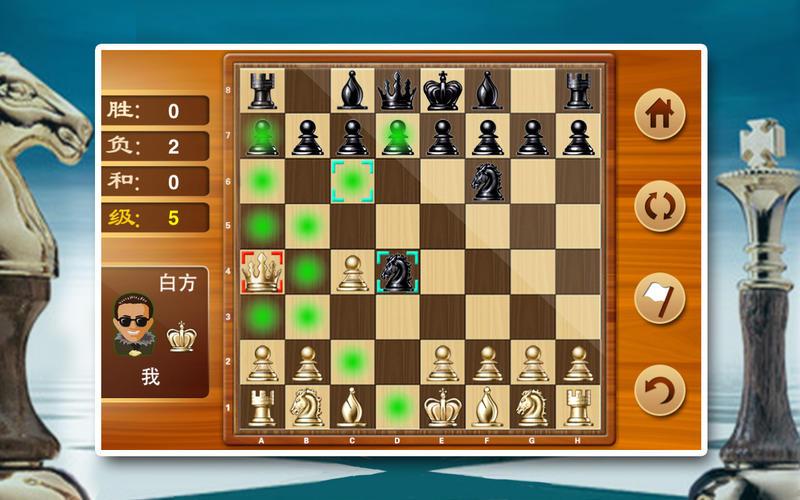 9级别国际象棋 Chess with 9 Levels for Mac
