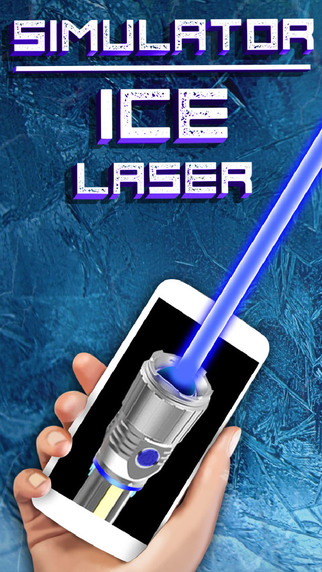 Simulator Ice Laser