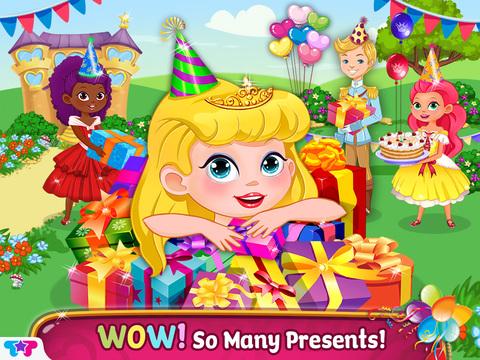 Princess Birthday Party screenshot 3