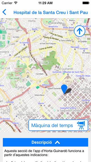 Rutes Horta-Guinardó. Itineraris i recorreguts per Barcelona • Itinerarios y recorridos por Barcelon