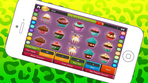 Fortune Cupcake Slots HD Free - A Fun and Exciting Game for Fortune Hunters