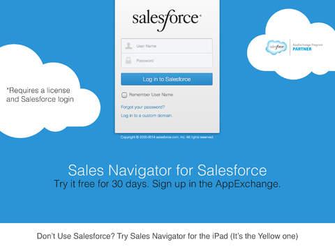 Sales Navigator for Salesforce