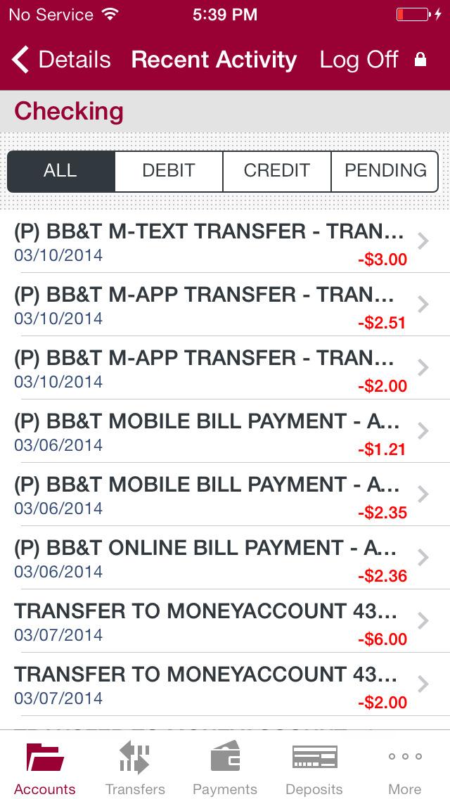 App Shopper Bb Amp T Mobile Banking Finance
