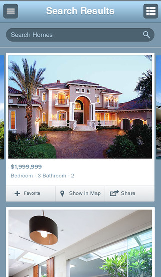 Orange County Home Search App