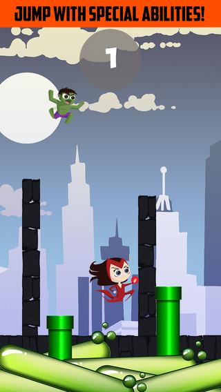 Spring Heroes - Avengers Version