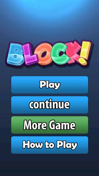 Puzzle Block Legend