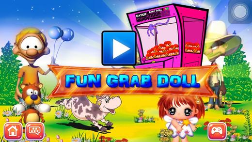 Fun Grab doll