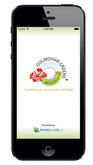 Gulmohar Greens Club