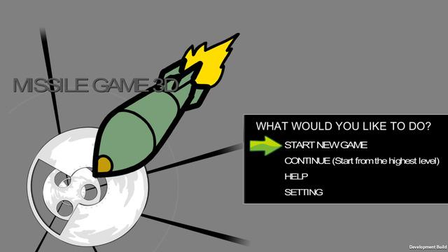 【免費遊戲App】Missile Game 3D-APP點子