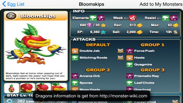 Guides for Monster Legends Lite