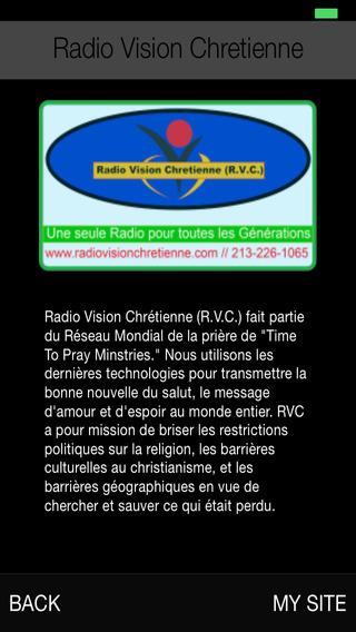 Radio Vision Chrétienne