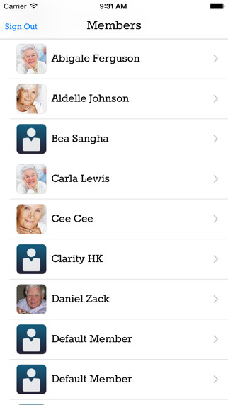 ClarityLife for Caregivers