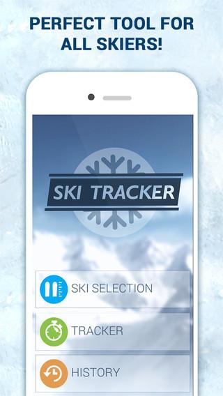 Ski Tracker Pro