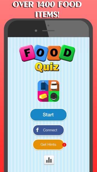 Food Quiz - Trivia Game