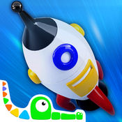 三维组装和游戏 – 火箭、直升机和潜艇等 [iOS]