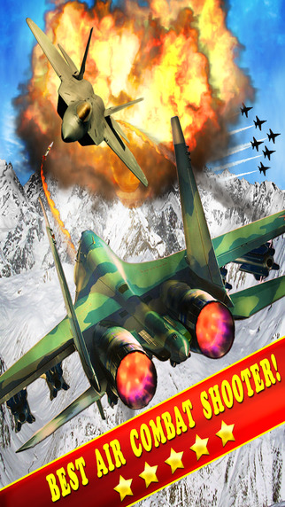 Action Jet Fighter - Real Airplane Shooter
