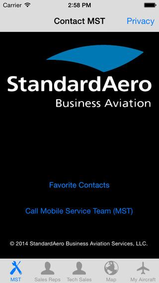 StandardAero BizAv AOG