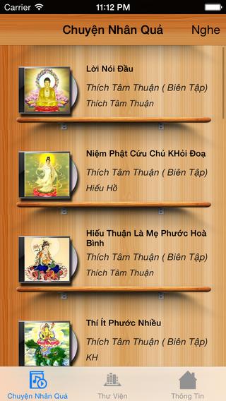 Chuyện Nhân Quả - Sách Nói Phật Giáo