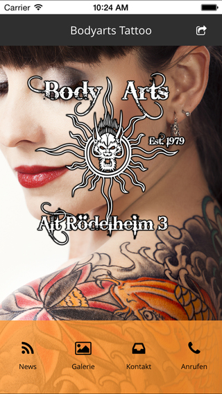 Bodyarts Tattoo