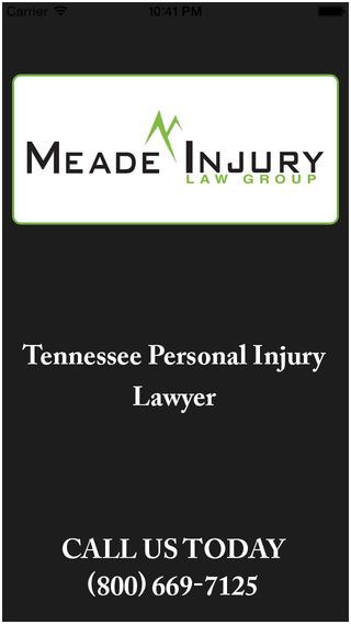 Meade Law Group Injury App