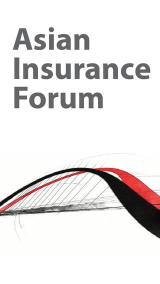 Asian Insurance Forum 2015