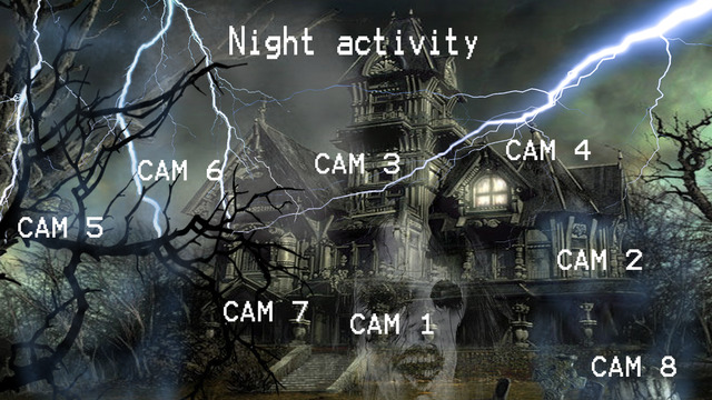 Five Nights Activity