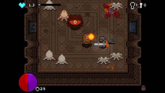 像素地下城2:bit Dungeon II