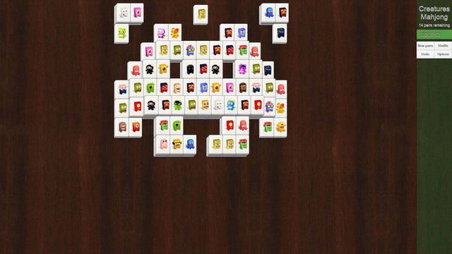 Mahjong Solitaire Fun