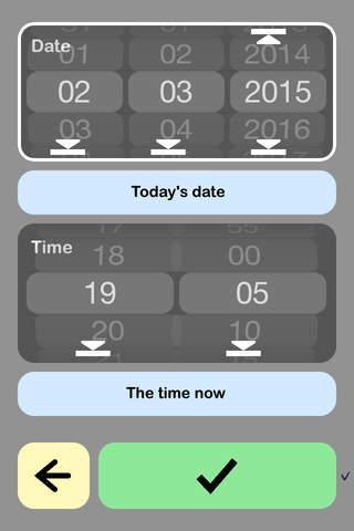 easy receipt fast receipt logger iphone ipad app app decide