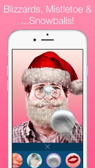 Santify - 圣诞装扮式自拍[iPhone][¥18→0]丨反斗限免