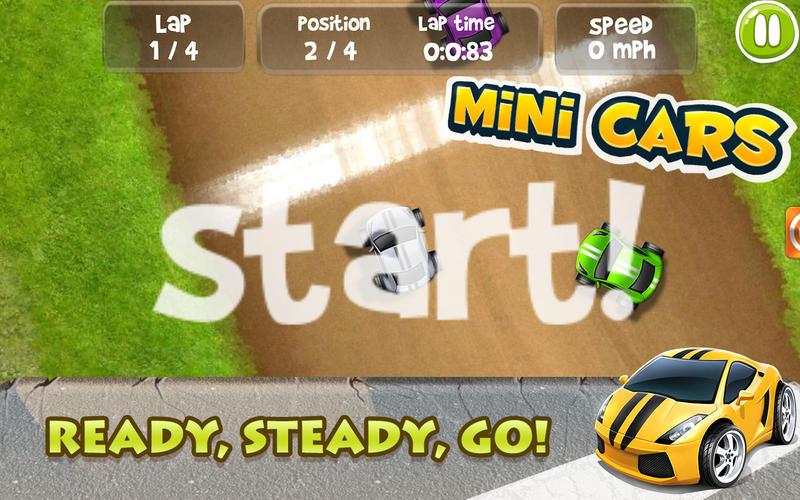 Mini Cars - Max Adventure Screenshot - 4