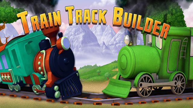 Train Track Builder 3D Free