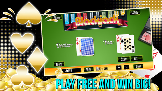 Double Classic Casino Mania with Crack Slots Blackjack Blitz and More