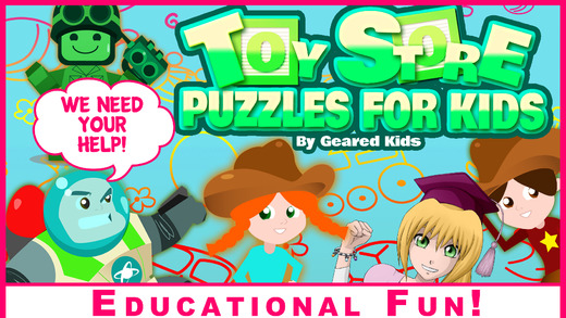 Preschool Toy Store - Free Educational Games for Toddlers Kindergarten Children to teach Counting Nu