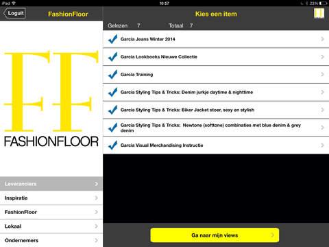 FashionFloor - For iPad