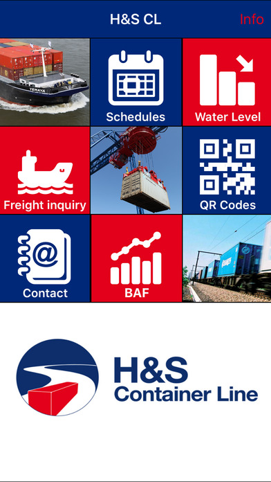 H&S Container-Line screenshot