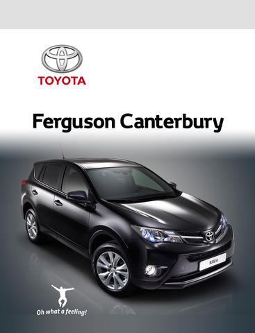 Fergusons And Canterbury Toyota|玩商業App免費|玩APPs