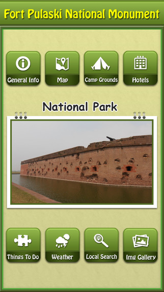 Fort Pulaski National Park
