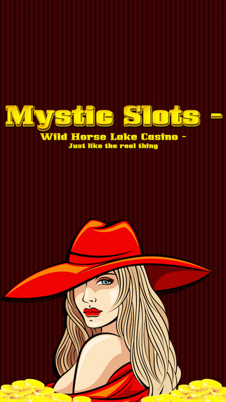 Mystic Slots Pro - Wild Horse Lake Casino - Just like the real thing