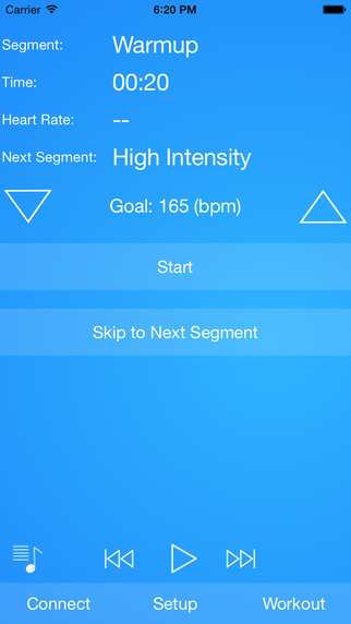 Objective HIIT