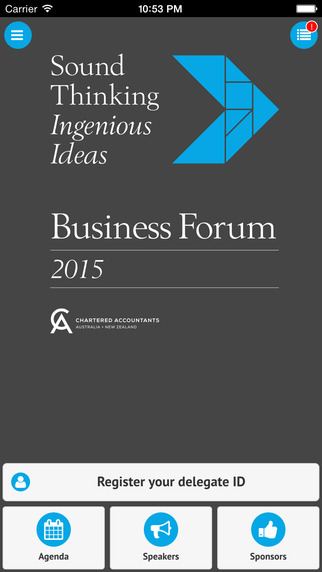 Business Forum Melbourne