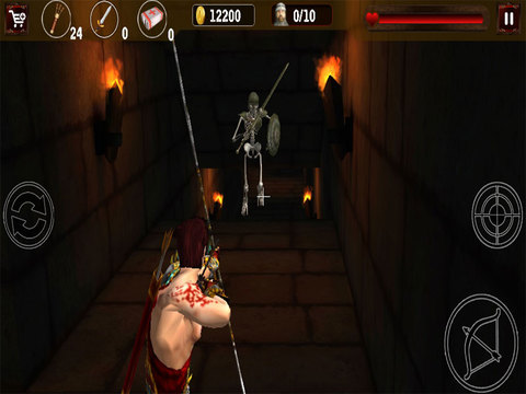 Clash of Egyptian Archers screenshot 9