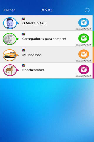 EMwithME - Free Text, Voice & Group Chat screenshot 3