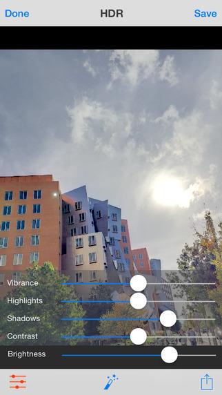 True HDR Screenshots