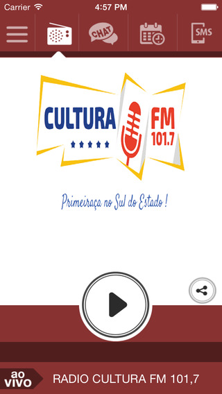 Rádio Cultura FM 101 7