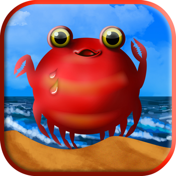 Crazy Crab Escape - The Impossible Challenge LOGO-APP點子