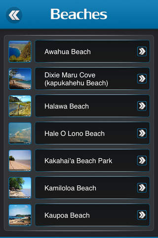 Molokai Offline Travel Guide - Hawaii screenshot 4